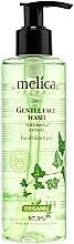 Düfte, Parfümerie und Kosmetik Sanftes Gesichtswaschgel mit Pflanzenextrakten - Melica Organic Gentle Face Wash