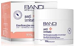 Düfte, Parfümerie und Kosmetik 2in1 Make-up Entferner und Gesichtsreinigungsbutter gegen Reizungen - Bandi Medical Expert Anti Irritated Emollient Cleansing Butter