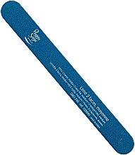 Düfte, Parfümerie und Kosmetik Doppelseitiger Nagelfeile 240/240 blau - Peggy Sage 2-way Washable Medium Nail File