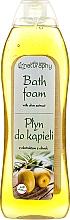 Düfte, Parfümerie und Kosmetik Badeschaum mit Olivenextrakt - Bluxcosmetics Naturaphy Bath Foam