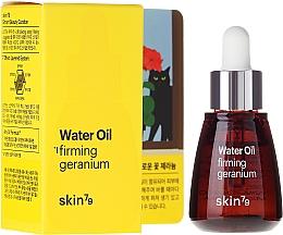 Düfte, Parfümerie und Kosmetik Feuchtigkeitsspendendes, stärkendes und glättendes Wasser-Öl für das Gesicht, Körper, Haare und Nägel mit bulgarischem Geranienöl und Ringelblumenöl - Skin79 Water Oil Firming Geranium