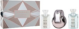 Düfte, Parfümerie und Kosmetik Bvlgari Omnia Crystalline - Kosmetikset ( Eau de Toilette/40ml + Duschgel/40ml + Körperlotion/40 ml)