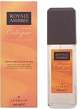 Düfte, Parfümerie und Kosmetik Legrain Royale Ambree - Eau de Cologne Spray