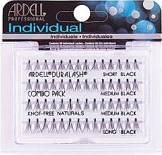 Düfte, Parfümerie und Kosmetik Wimpernbüschel-Set - Ardell Individual Combo Pack