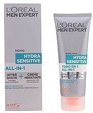 Düfte, Parfümerie und Kosmetik After Shave Creme - L'Oreal Paris Men Expert Hydra Sensitive After-Shave