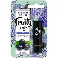 Düfte, Parfümerie und Kosmetik Lippenbalsam Acai-Beere - Farmapol Fruity Jungle Lip Balm