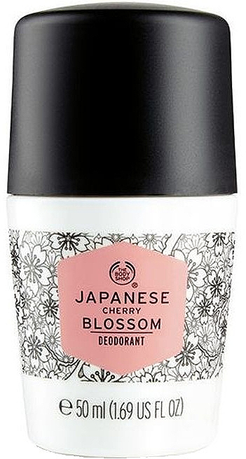 The Body Shop Japanese Cherry Blossom - Deo Roll-on