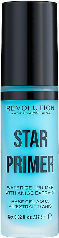Make-up Base mit Anis-Extrakt - Makeup Revolution Star Primer