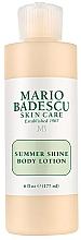 Düfte, Parfümerie und Kosmetik Nährende feuchtigkeitsspendende und schimmernde Körperlotion - Mario Badescu Summer Shine Body Lotion