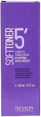 Strähnen Nuancierer ohne Ammoniak - Revlon Professional Gentle Meches Soft Toner Cream