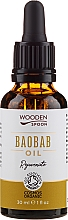 Düfte, Parfümerie und Kosmetik Kaltgepresstes Baobaböl - Wooden Spoon Baobab Oil