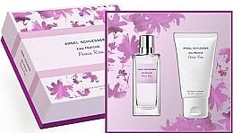 Düfte, Parfümerie und Kosmetik Angel Schlesser Eau Fraiche Peonia Rosa - Duftset (Eau de Toilette 100ml + Duschgel 150ml)