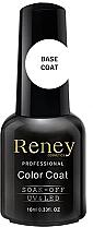 Düfte, Parfümerie und Kosmetik Nagelbase - Reney Cosmetics Coat Base