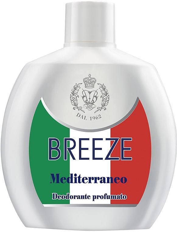 Breeze Squeeze Deodorant Mediterraneo - Deodorant für den Körper