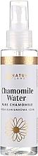 Düfte, Parfümerie und Kosmetik 100% Reines Kamillenwasser für Körper, Gesicht und Haar - Natur Planet Pure Chamomile Water