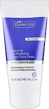 Düfte, Parfümerie und Kosmetik Balancierende Gesichtsmaske mit synbiotischem Komplex - Bielenda Professional Balancing and Protecting Creamy Mask