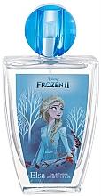 Düfte, Parfümerie und Kosmetik Disney Frozen II Elsa - Eau de Toilette