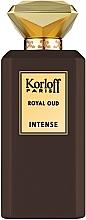 Düfte, Parfümerie und Kosmetik Korloff Paris Royal Oud Intense - Parfum