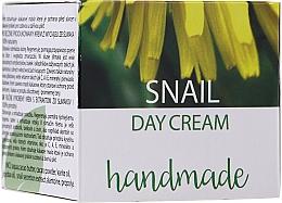 Düfte, Parfümerie und Kosmetik Tagescreme mit Schneckenextrakt - Hristina Cosmetics Handmade Snail Day Cream