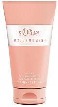Düfte, Parfümerie und Kosmetik S.Oliver #Your Moment Women - Duschgel für Damen