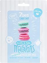 Düfte, Parfümerie und Kosmetik Gesichtsmaske mit Blaubeere-Joghurt - 7 Days Candy Shop
