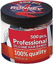 Düfte, Parfümerie und Kosmetik Haargummis - Ronney Professional Silicone Hair Bands