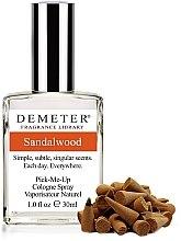 Düfte, Parfümerie und Kosmetik Demeter Fragrance Sandalwood - Parfüm