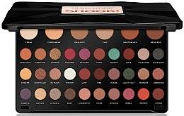 Düfte, Parfümerie und Kosmetik Lidschattenpalette - Makeup Revolution 36 Shook Eyeshadow Palette