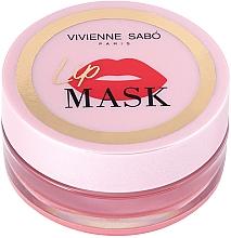 Düfte, Parfümerie und Kosmetik Lippenmaske - Vivienne Sabo Lip Sleeping Mask