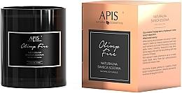 Düfte, Parfümerie und Kosmetik Natürliche Sojakerze - APIS Professional Olimp Fire Soy Candle