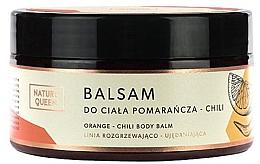 Düfte, Parfümerie und Kosmetik Körperbalsam Orange & Chili - Nature Queen Body Balm