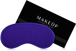 Düfte, Parfümerie und Kosmetik Schlafmaske Classic elektrisches Blau - MakeUp