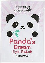Düfte, Parfümerie und Kosmetik Intensive Augenpartie Maske - Tony Moly Pandas Dream Eye Patch