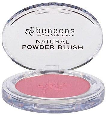 Kompaktrouge - Benecos Natural Compact Blush