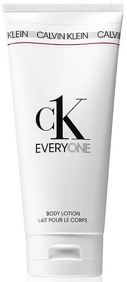 Calvin Klein Everyone - Feuchtigkeitsspendende Körperlotion