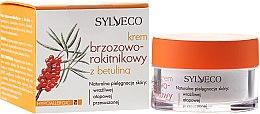 Düfte, Parfümerie und Kosmetik Gesichtscreme mit Betulin, Birken- und Sanddornextrakt für empfindliche, trockene und neurodermische Haut - Sylveco Hypoallergic Birch Day And Night Cream