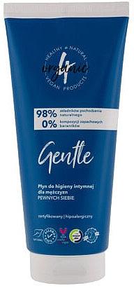 Sanftes Gel für die Intimhygiene für Männer - 4Organic Gentle Man Intimate Gel