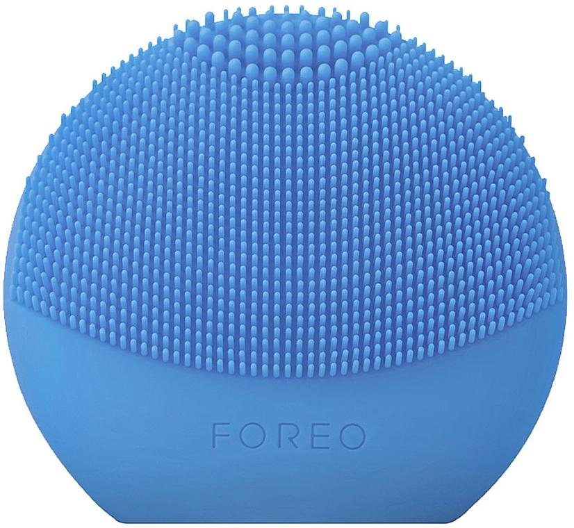 Reinigende Smart-Massagebürste für das Gesicht Aquamarine - Foreo Luna Fofo Smart Facial Cleansing Brush Aquamarine