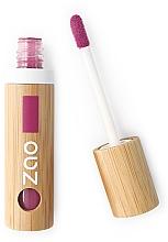 Düfte, Parfümerie und Kosmetik Flüssiger matter Lippenstift - Zao Lip Ink