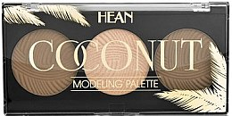 Düfte, Parfümerie und Kosmetik Make-up Palette - Hean Coconut Palette