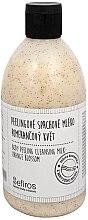 Düfte, Parfümerie und Kosmetik Peeling-Duschmilch mit Orangenblütenduft - Sefiros Body Peeling Cleansing Milk Orange Blossom