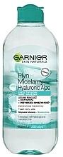 Düfte, Parfümerie und Kosmetik Mizellen-Reinigungswasser mit Hyaluronsäure und Aloe - Garnier Skin Naturals Hyaluronic Aloe Micelar