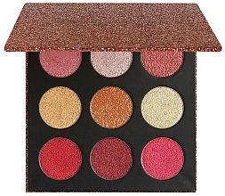 Düfte, Parfümerie und Kosmetik Lidschatten-Palette - Makeup Revolution Euphoric Foil Eyeshadow Palette