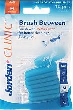 Düfte, Parfümerie und Kosmetik Interdentalzahnbürsten M 0,6 mm 10 St. - Jordan Clinic Interdental Brush M