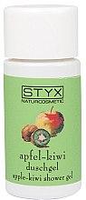 """Düfte, Parfümerie und Kosmetik Duschgel """"Apfel-Kiwi"""" - Styx Naturcosmetic Apple-Kiwi Shower Gel"""