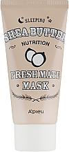 Düfte, Parfümerie und Kosmetik Feuchtigkeitsspendende und nährende Gesichtsmaske für die Nacht mit Sheabutter für mehr Hautelastizität - A'pieu Fresh Mate Shea Butter Mask