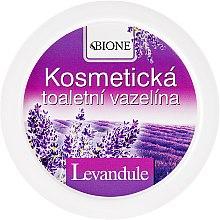 Düfte, Parfümerie und Kosmetik Kosmetische Vaseline mit Lavendelöl - Bione Cosmetics Lavender Cosmetic Vaseline