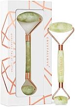 Düfte, Parfümerie und Kosmetik Massageroller für das Gesicht aus Jade - Cristallove Jade Roller