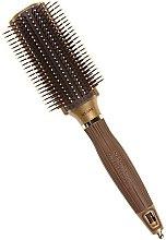 Düfte, Parfümerie und Kosmetik Haarbürste - Olivia Garden Nano Thermic Ceramic + ion S9R Brush