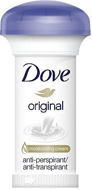 Deocreme Antitranspirant - Dove Original Deodorant Cream